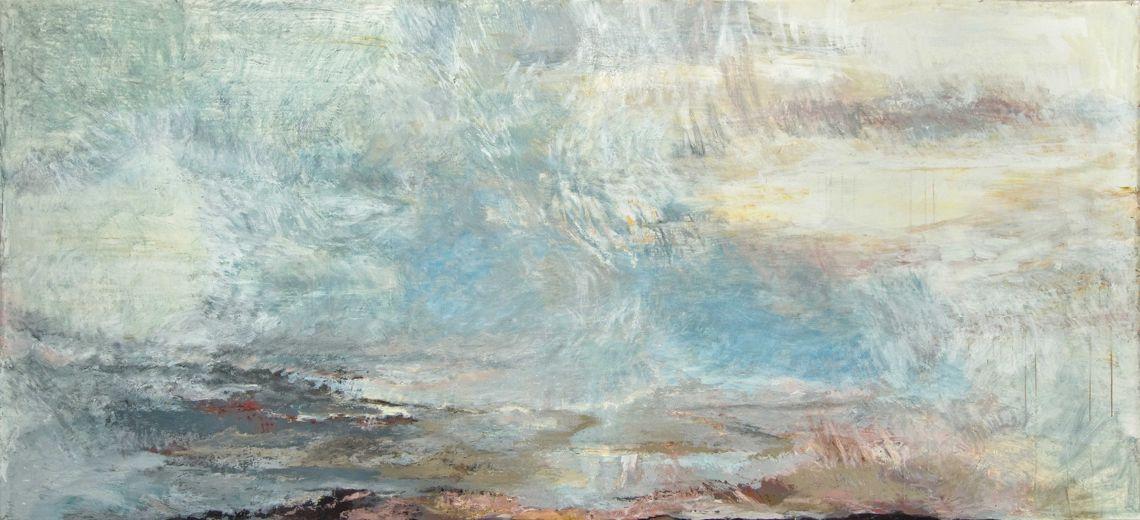 open door painting. Part Of The Panorama Painting: 1,5 X 15 M The Open Door Open Door Painting G
